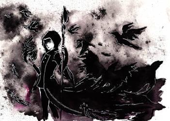 Yuri on Ice: The Black Mage by mnieva