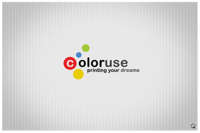 Coloruse Logo by Yrko