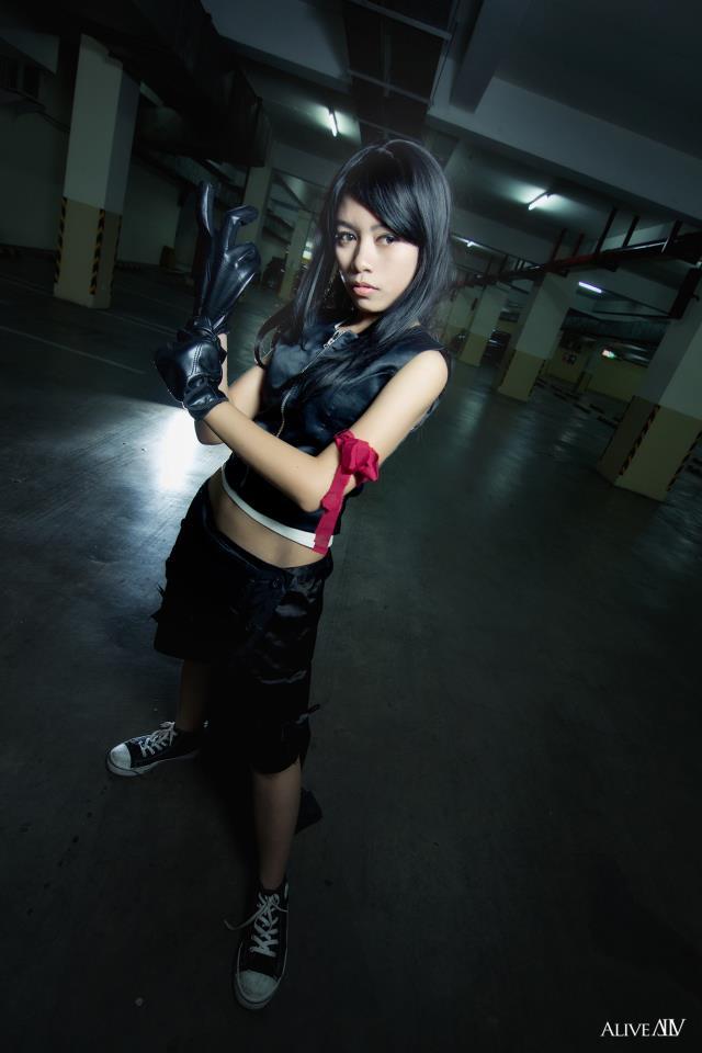 FFVII AC : I'm Ready. by asukakamakura