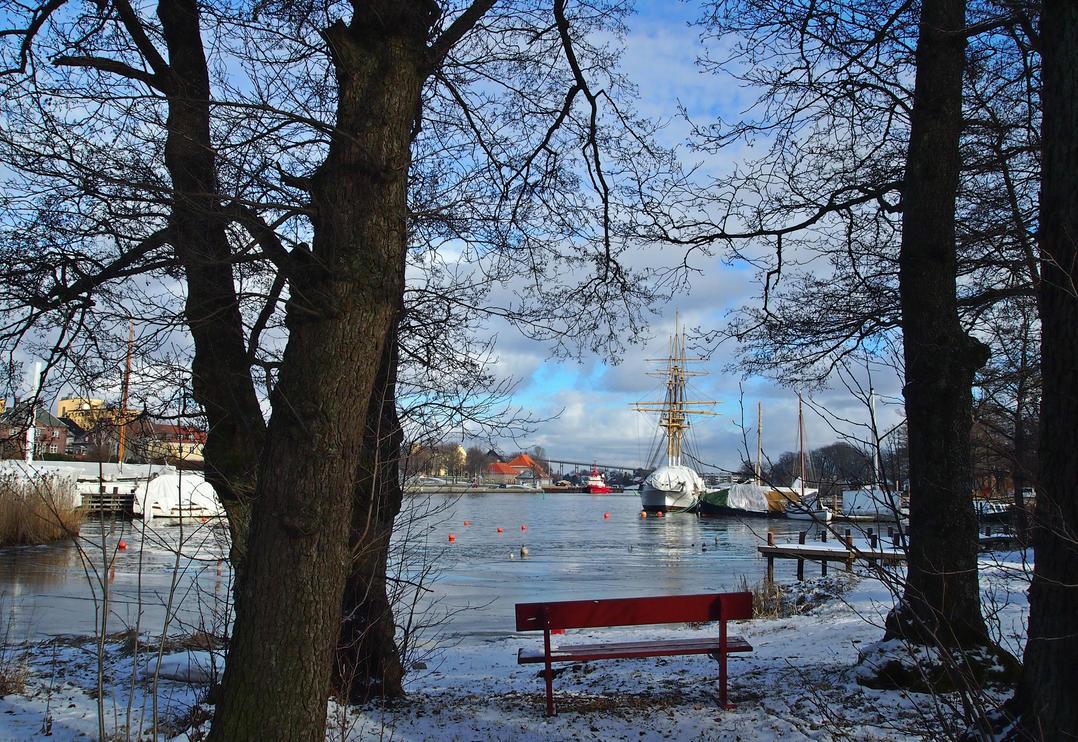 take a seat by hekla01
