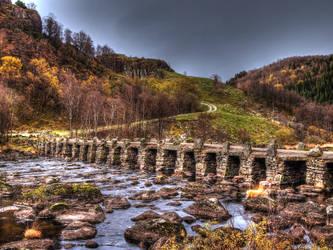 the old bridge by hekla01