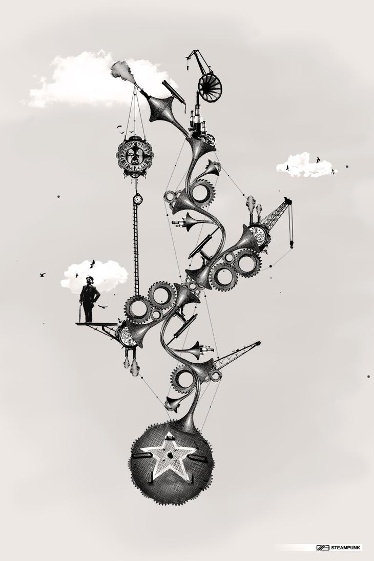 Steampunk by Fiorinox