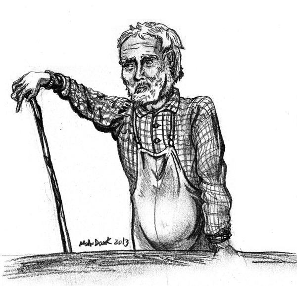 Anciano by MalwDark