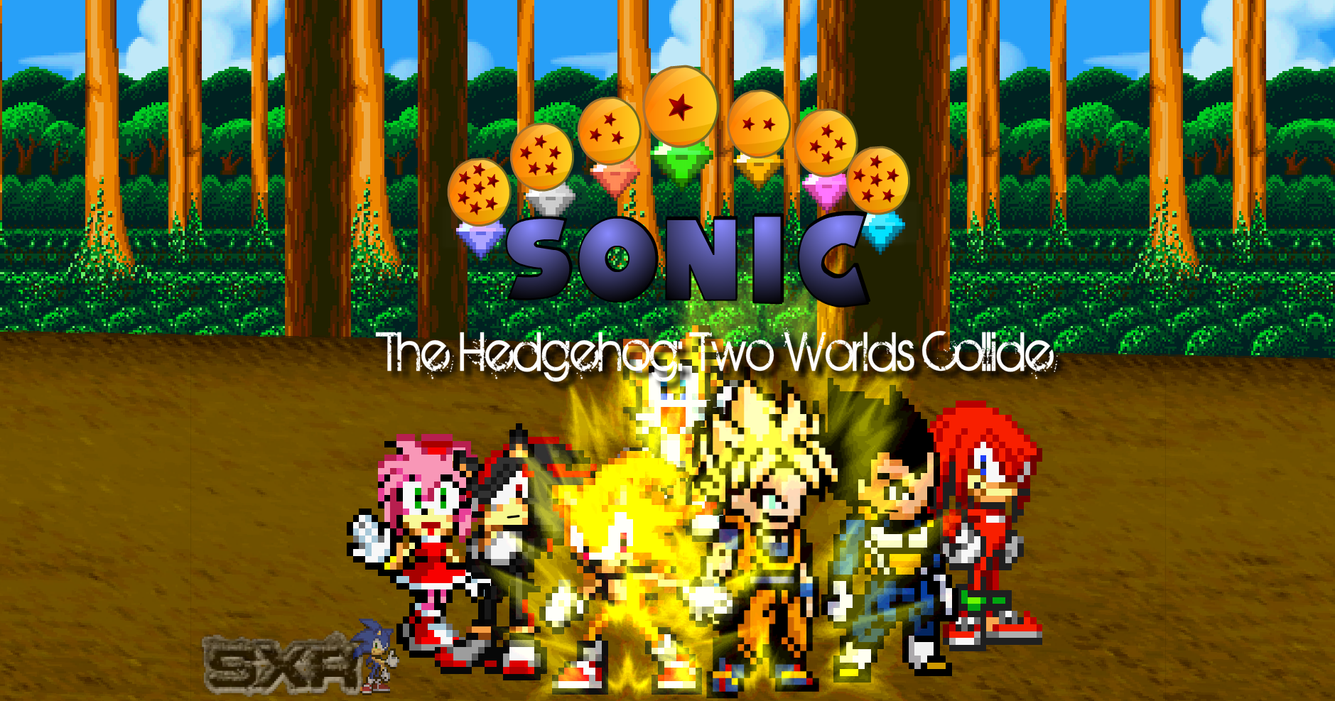 Merry Christmas Everyone! - Page 4 Sth__two_worlds_collide_poster_by_sxr123-d5fsnsb