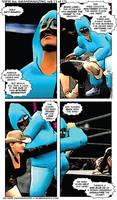 Nova Scotia Frontier Wrestling week #13 of 17