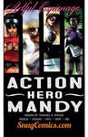 Action Hero Mandy is Only on SnugComics.com!