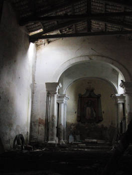 Deconsecrated church 1