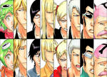Bleach Vizard - Then and Now