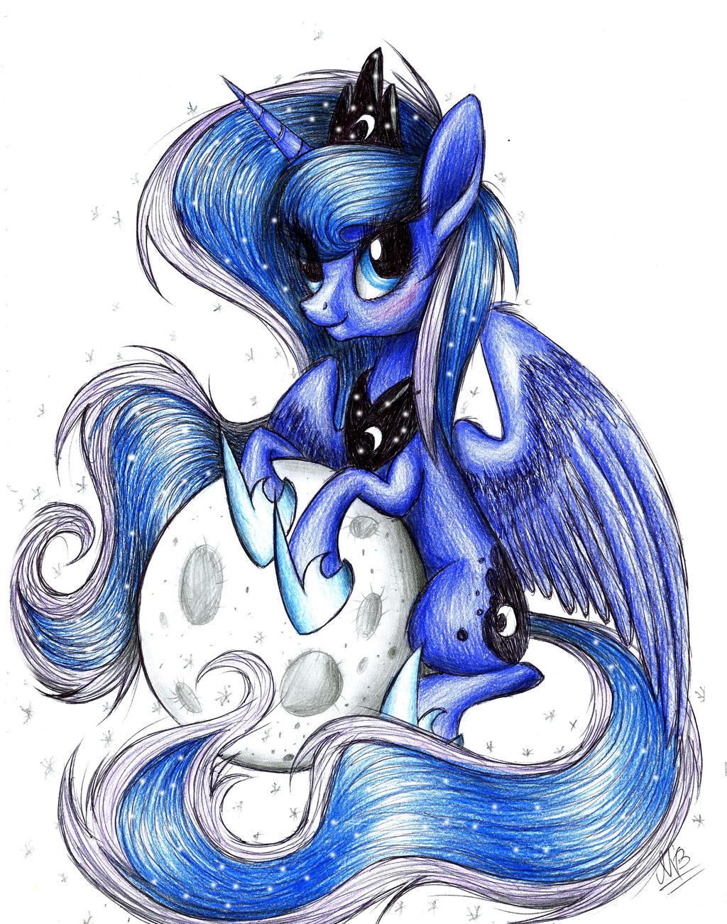 Princess Luna by Kobra333