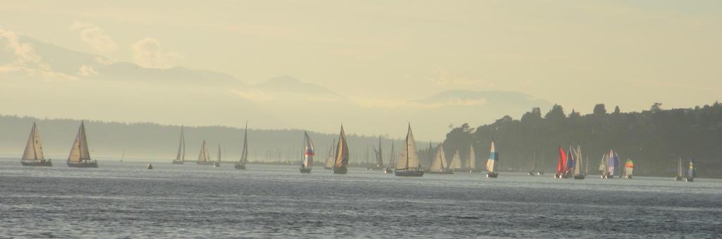 Seattle Waterfront by breannemarie