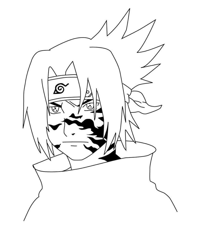 sasuke Curse mark by ariki45 on DeviantArt