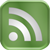 RSS Icon Green by mykalromero