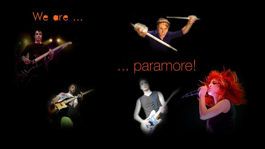 Paramore Wallpaper No1 By Peannatz