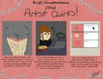 Artist Quirks