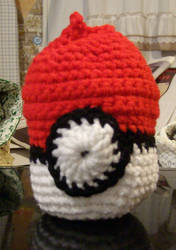 Pokeball sugar glider nest back by CherokeeCampFireGirl