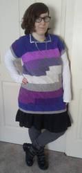 Magic Moon sweater by CherokeeCampFireGirl