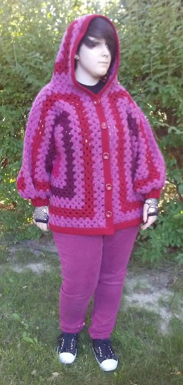 Sweater - Granny hex 3