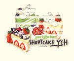 Shortcake {Kittoms} YCH [CLOSED]