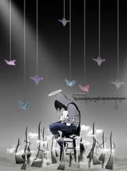 alone and alone by sengokuradji
