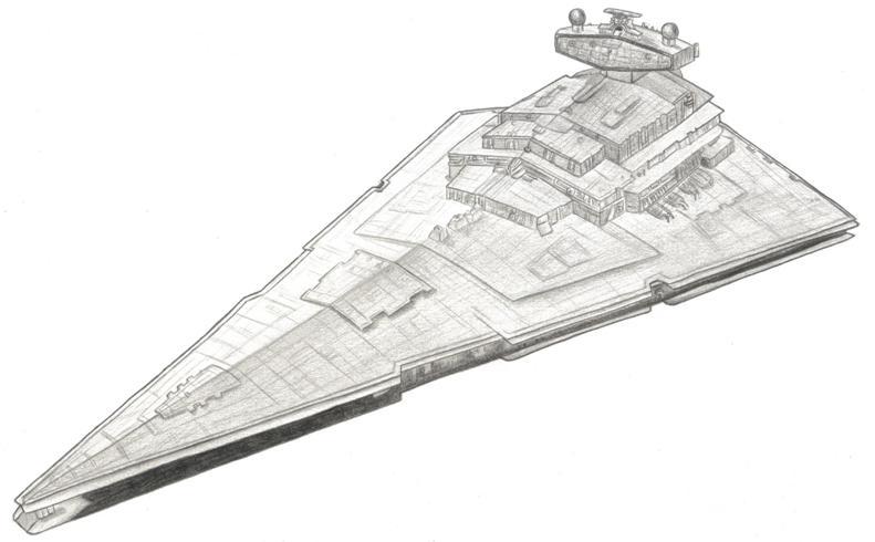 Star Destroyer By Madamefirebird On Deviantart