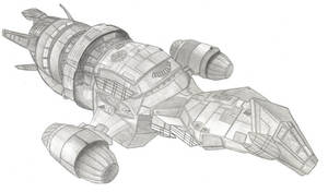 Firefly-Class 'Serenity'