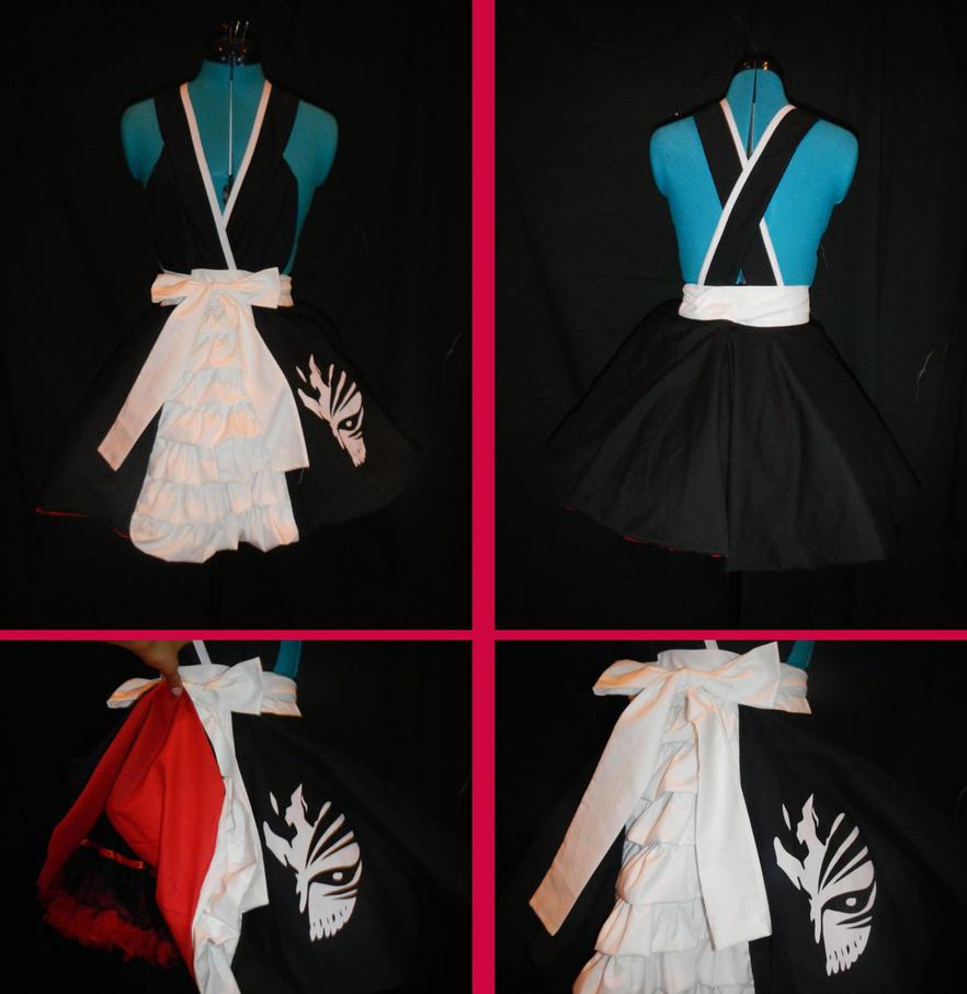 Cosplays a l'estil femení! Bleach_ichigo_kurosaki_bankai_cosplay_pinafore_by_darlingarmy-d51p7kl