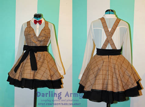 Matt Smith 11th -Doctor Who- Cosplay Pinafore
