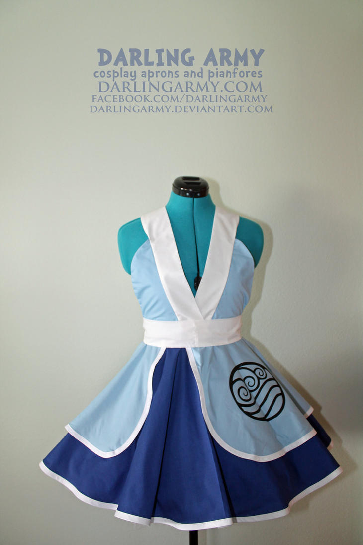 Water Tribe - Avatar Universe - Cosplay Pinafore by DarlingArmy