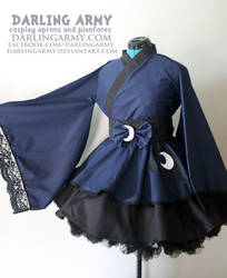 Princess Luna - MLP - Cosplay Kimono Dress