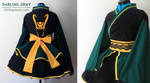 Loki - Thor + The Avengers - Cosplay Kimono Dress