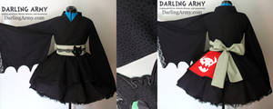 Toothless - HtTYD - Dragon Cosplay Kimono Dress