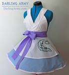 Haku - Spirited Away - Cosplay Pinafore