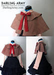 Matt Smith Eleventh Doctor Who Cosplay Capelet