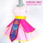 Princess Zelda - Legend of Zelda - Cosplay Skirt