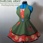 Kaylee Jumpsuit Firefly Cosplay Pinafore