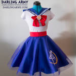 Sailor Moon Usagi Cosplay Tulle Skirt