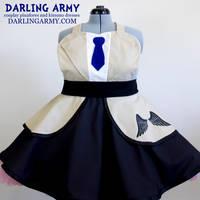 Castiel Supernatural Cosplay Pinafore Dress Access by DarlingArmy