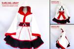Assassin's Creed Cosplay Kimono Dress