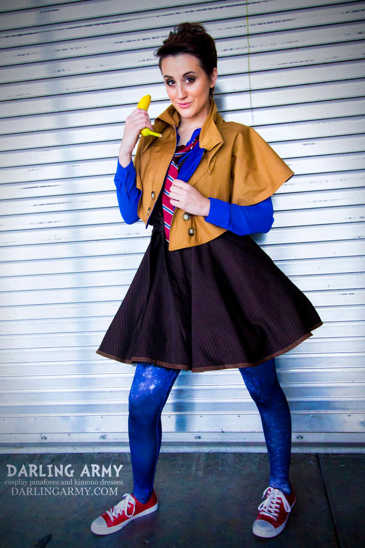 ALA Fashion Show - The Tenth Doctor Female Cosplay by ...