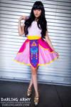 ALA Fashion Show - Princess Zelda Skirt