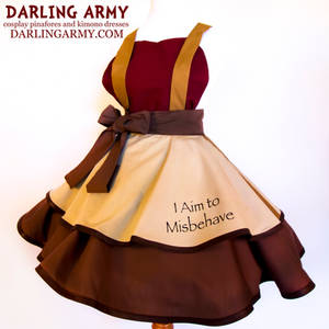 Captain Mal Firefly Cosplay Pinafore