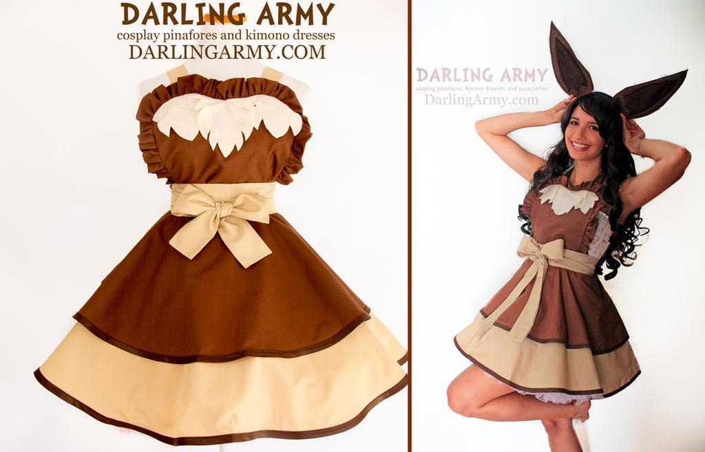 eevee costume pattern - photo #13