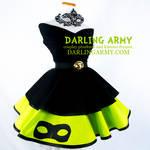 Chat Noir Miraculous Ladybug Cosplay Skirt