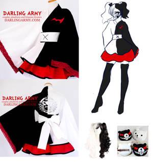Monokuma Danganronpa Cosplay Kimono Dress