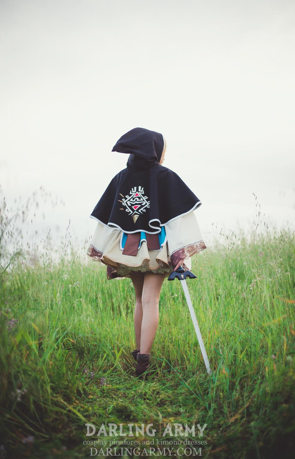 Link BOTW Kimono Dress