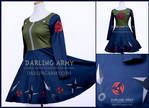 Kakashi - Naruto - Cosplay Printed Dress