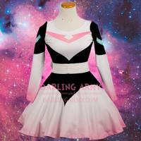 Allura Voltron Legendary Defender Cosplay Dress