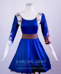 Todoroki Shouto My Hero Academia Cosplay Dress