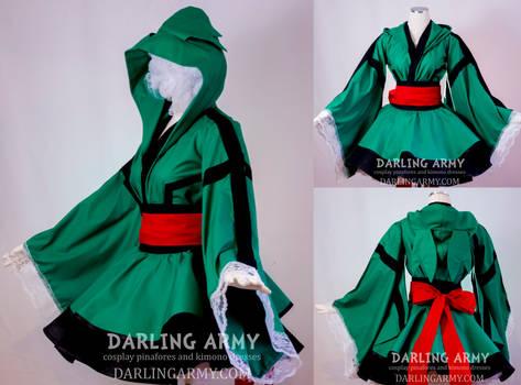 Deku My Hero Academia Cosplay Kimono Dress by DarlingArmy