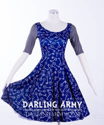 Sabriel the Abhorsen Trilogy Cosplay Dress by DarlingArmy